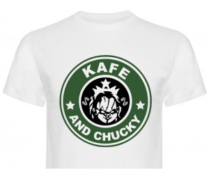 Kafe and Chucky