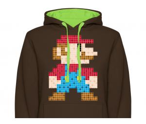 Super Mario Pixels