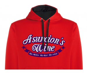 Asuncion's wine
